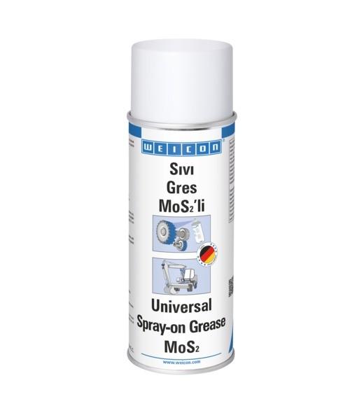Sıvı Gres -Mos2'li-